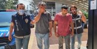 Alanya#039;da uyuşturucu operasyonda 2 tutuklama
