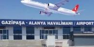 Alanya Gazipaşa Havalimanı#039;nın uçuş programı belli oldu