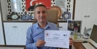 Alanya Milli Eğitime #039;Sıfır Atık Belgesi#039; verildi