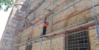 Alanya#039;nın tarihi camisi restore ediliyor