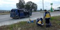 Alanya yolunda feci kaza: 5 yaralı var