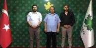 Gelecek Partisi Alanya Gençlik Kolları Başkanı belli oldu