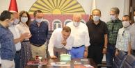 Sadullahoğlu#039;na doğum günü sürprizi