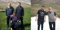 Söbüçimen Yaylası#039;nda 3 kuşak Çavuşoğlu birarada