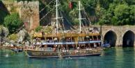 Tekne turları için rezervasyon dönemi