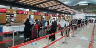 Türkiyenin 34 şehrine uçuşlar başladı
