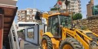 Alanya Belediyesi#039;nden kaçak yapıya geçit yok