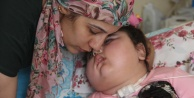Alanya#039;da bademcik ameliyatından sonra bitkisel hayata girdi