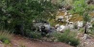Alanya#039;da feci kaza: 3 ölü, 4 yaralı var