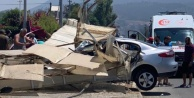 Alanya#039;da feci kaza: 4 yaralı var