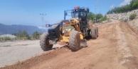 Alanya#039;nın kırsal mahallelerine yaz bakımı