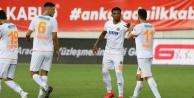 Alanyaspor, Ankaragücü#039;nü gole boğdu