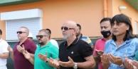 Alanyaspor#039;un yeni alt yapı binası için dua töreni