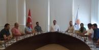 Toklu#039;dan Alanyalılara Ankara raporu