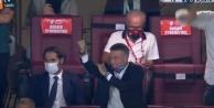 Ağaoğlu#039;nun Alanya#039;ya yaptı kol hareketinin cezası belli oldu