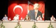Alanya Belediyesi Ağustos ayı meclis toplantısı yapıldı