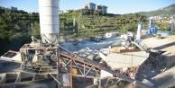 Alanya Belediyesinin beton tesisi kendini amorti etti