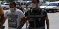 Alanya#039;da 13 yıl hapis cezası olan şüpheli gizlendiği evde yakalandı