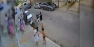 Alanya#039;da kaçırılmak istenen çocuğu annesi kurtardı