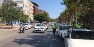 Alanya#039;da kurallara uymayan sürücüler polise takıldı