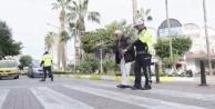 Alanya polisinden alkışlanacak proje