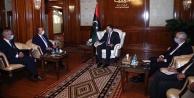 Bakan Çavuşoğlu#039;ndan Libya#039;da önemli açıklamalar