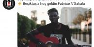 Beşiktaş N#039;Sakala#039;yı açıkladı