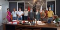 CHP#039;den başsavcıya hayırlı olsun ziyareti