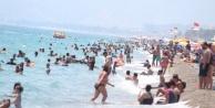 Deniz suyu sıcaklığı hava sıcaklığıyla eşitlendi