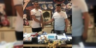 Kestelspor#039;a Alanyaspor#039;dan kaleci