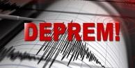 Malatya#039;da 5,2 şiddetinde deprem!