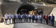 Toklu: 3 tünel sezon sonunda hizmete girecek