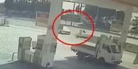 Alanya#039;da 9 yaşındaki çocuğun ölümü kameraya böyle yansıdı