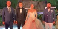 Alanya#039;da Ak Parti#039;nin üst yöneticileri bu düğüne akın etti