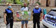 Alanya#039;da TDP turiste rehber oluyor