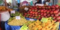 Alanya#039;da tropik meyveler fiyatlarıyla dudak uçuklatıyor