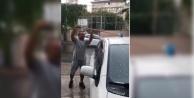 Alanya#039;da yağmurda gülümseten görüntüler