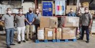 Alanya Rotary#039;den örnek kampanya