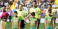 Alanyaspor Hatayspor maçının hakemi belli oldu