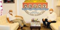 ALTSO#039;da gündem imatlatçılar sanayi sitesi