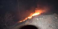 Antalya#039;daki orman yangınının ilerlemesi durduruldu
