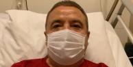 Başkan Böcek Akdeniz Üniversitesi Hastanesi#039;ne sevk edildi