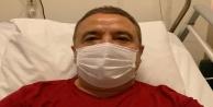 Başkan Böcek#039;in sağlık durumunda düzelme izlendi