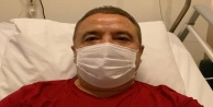 Başkan Böcekin klinik seyrinde düzelme sürüyor