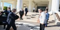 Başkan Uysal, Vali Yazıcı#039;ya projelerini anlattı