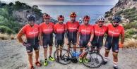Bisikletçiler Patara#039;da yarışacak