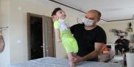 Doktorlar quot;Üç ay yaşarquot; dedi, 2,5 yaşında ayaklandı