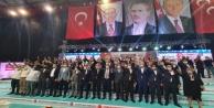 İşte Başkan Türkdoğanın yeni yönetimi