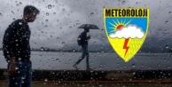 Meteoroloji#039;den Antalya#039;nın 4 ilçesi için önemli uyarı