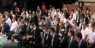 Yücel ve Türkdoğan kongrede ne dedi?